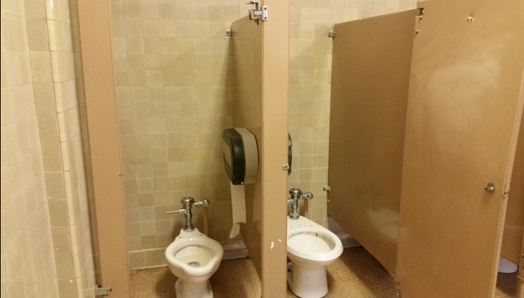 middle school bathroom. While It\u0027s Fair To Say That There Are Likely More Than One Bathroom In The Building, And Certainly, Classes Not Held Bathrooms, I Couldn\u0027t Help Middle School